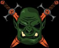 """Ork herb"" - przód"