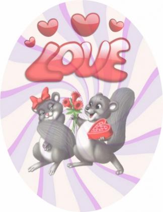 Kubek Love