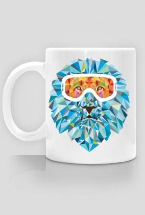 Kubek - SNOW LION