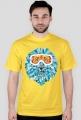 Koszulka męska - SNOW LION (różne kolory)