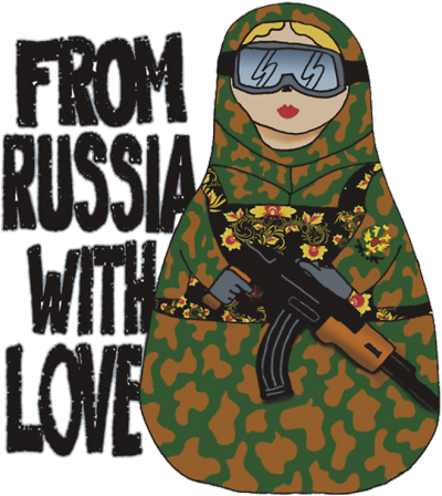 From Russia With Love Damska