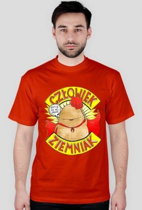 Człowiek Ziemniak!
