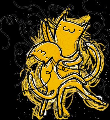 Kocie Tango
