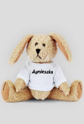 Maskotka Królik Agnieszka