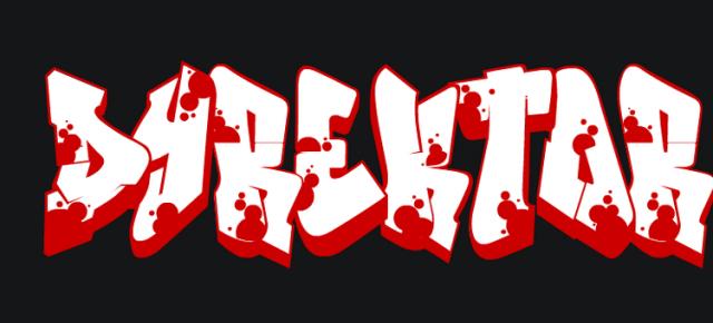 Koszulka męska - Dyrektor Graffiti