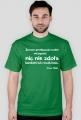 Koszulka - Oscar Wilde męska