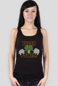 Vegan Power - weganizm, sport i pan brokuł