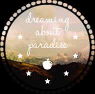 Dreaming about paradise - męska bluza mp3