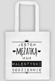 Walentynki mężatki - torba
