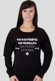 Have husband and be happy - bluza