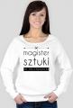 Magister sztuki - damska bluza