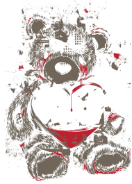 Koszulka - Kto przygarnie misia - Walentynki - chcetomiec.cupsell.pl - śmieszne koszulki
