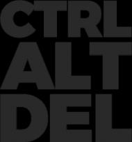 Poduszka CTRL ALT DEL - CTRL ALT DEL - śmieszne gadżety dla informatyków - dziwneumniedziala.com