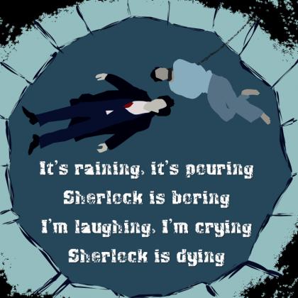 Sherlock's Mindpalace D