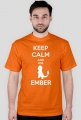 Pokemon Keep Calm - Charmander