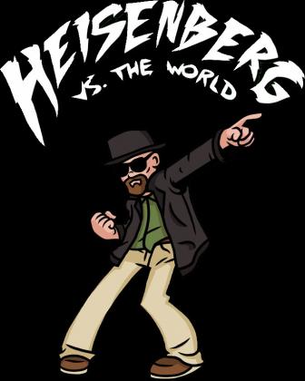 BREAKING BAD -  HEISENBERG vd. the world  limited OKAZJA
