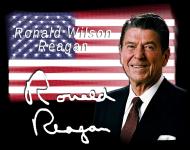 Reagan - czarna