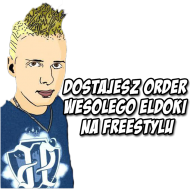 Koszulka Damska - Order Eldoki
