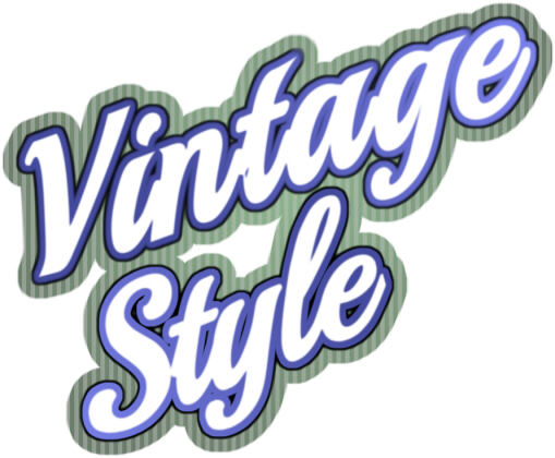 Vintage Style Hoody