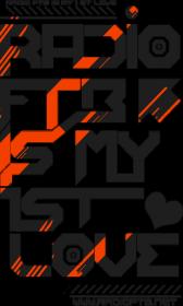 "Koszulka Longslave męska ""Radio FTB Love"""