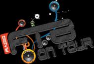"Bluza męska ""Radio FTB On Tour"" - czarna"