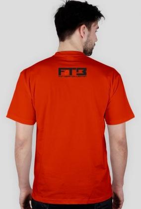 "Koszulka męska ""Radio FTB Love"" - w różnych wersjach kolorystycznych"