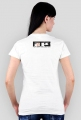 "Koszulka damska ""Radio FTB Love"" - w różnych wersjach kolorystycznych"