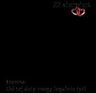 22 sierpnia - joanna