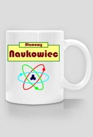 Kubek Atomowy naukowiec