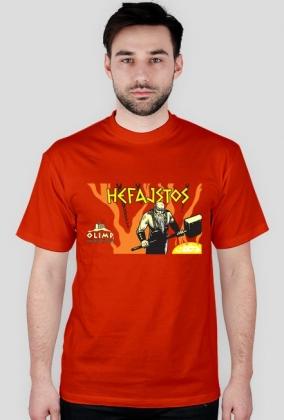 Koszulka męska Hefajstos - Smoked Stout
