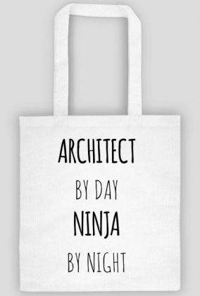 ARCHITECT by day. NINJA by night | Torba!
