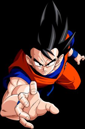 koszulka Dragon Ball Z Son Goku