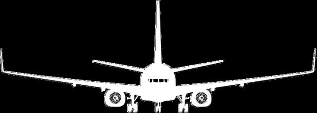 Boeing 737-800 NG - biały