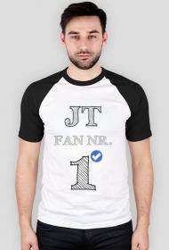 Koszulka - JT FAN NR.1 (2)