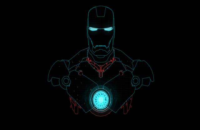 Iron Man Torba