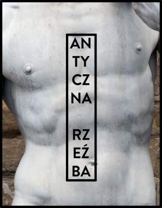 Antyczna rzeźba slim