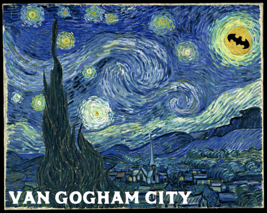Van Gogham City slim