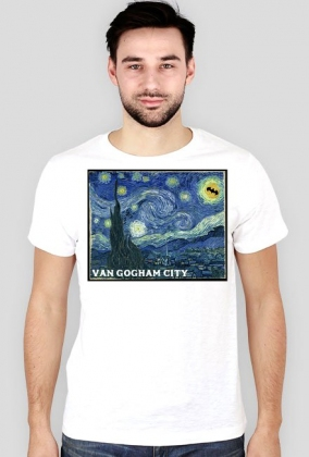 Van Gogham City slim