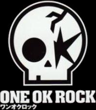 MĘSKI T-SHIRT ONE OK ROCK CZARNY