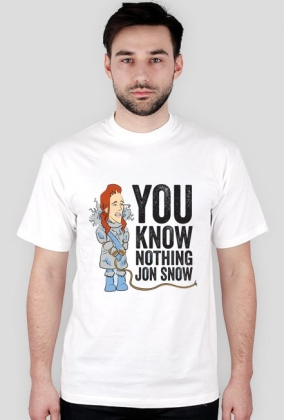 You know nothing, Jon Snow 001
