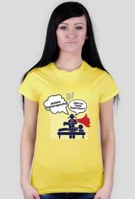 Fizjo koszulka damska