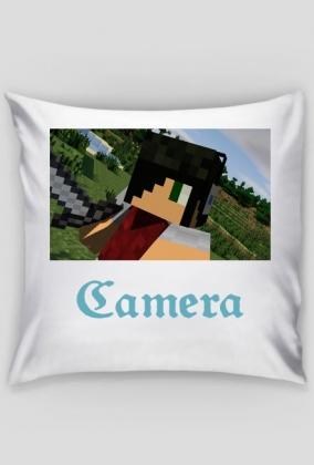Poszewka na poduszkę logo Camera