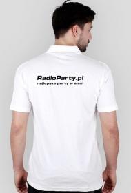 Koszulka Polo RadioParty.pl