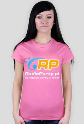 Koszulka RadioParty.pl