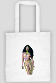 Flower Nicki Color Bag
