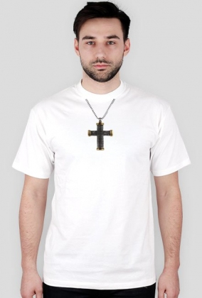 Koszulka z Krzyżykiem Męska