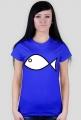 Ichthys (Ryba) Koszulka Damska