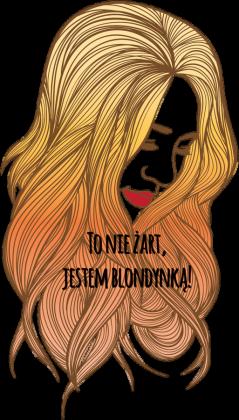 Dla mniejszych blondynek :)