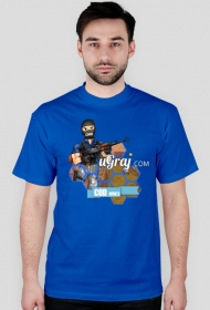 Koszulka gracza COD MOD