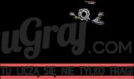 Kubek z logiem uGraj.com